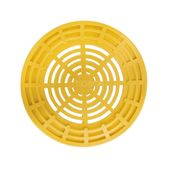 Protetor-para-Base-Pequena-Petite-de-Borracha-Amarelo