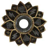 Prato-Amazing-Custom-Diamante-Dourado-com-Prata