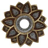 Prato-Amazing-Custom-Fogo-Dourado-com-Prata