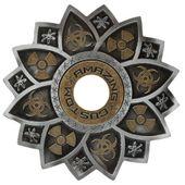 Prato-Amazing-Custom-Trifolio-Prata-com-Dourado
