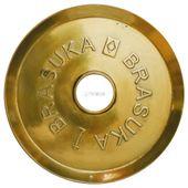 Prato-Brasuka-Aluminio-Grande-Tray-Dourado