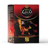 Carvao-Forever-Coco-Hexagonal-500g