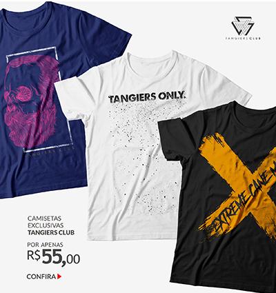 Camiseta Tangiers