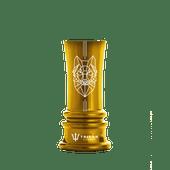 Base-para-Queimador-Triton-CYB-Bowl-Lobo-Dourado