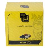 CARVAO-ALWAHA-GOLD-HEXAGONAL-COM-60-PECAS