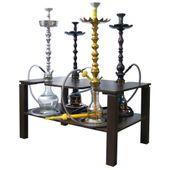 Mesa-para-Narguile-Hookah-Table-Grande-com-4-Furos-Preta-2