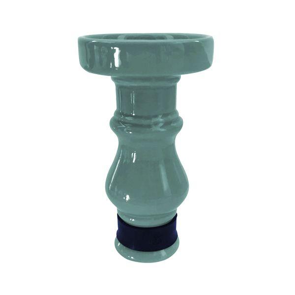 Queimador-Femea-BRmade-Phunnel-Econo--Azul-Turqueza-com-Borracha-Azul-Escuro