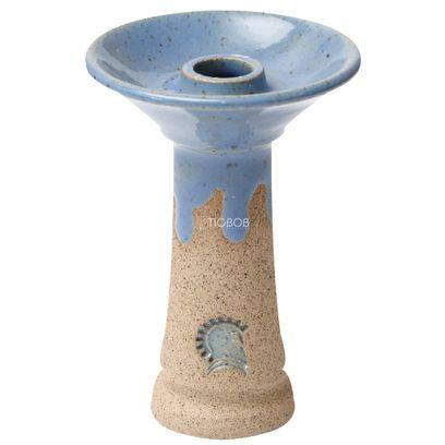 Queimador-Femea-Phunnel-Titan-Fenix-Azul-Claro-com-Areia