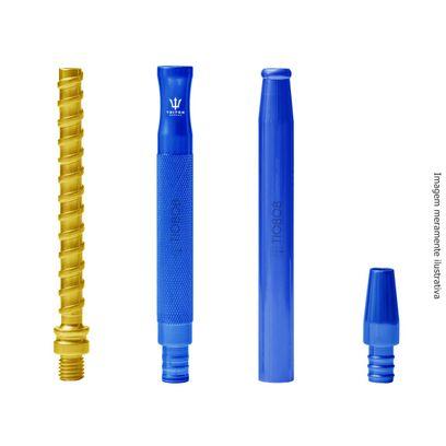 8390---Piteira-Triton-X-Azul-e-Dourada