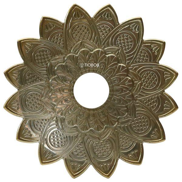 Prato-Alusi-Medio-Mantra-Al-Dourado