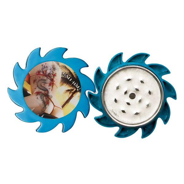 Desfiador-Bali-Hai-Metal-Poker-Azul-Mulher