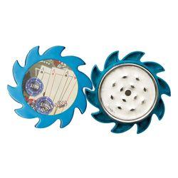 Desfiador-Bali-Hai-Metal-Poker-Azul-Cartas