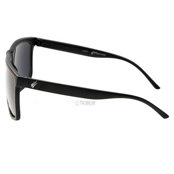 256d047c3365c Oculos Predator Masculino Bossa Nova Preto Fosco - tiobob