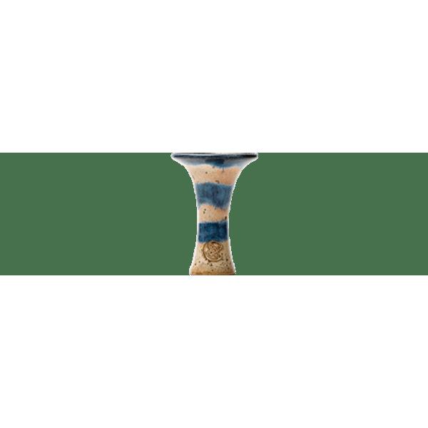 Queimador-Femea-Phunnel-EazyBowl-Orbital-Mix-Azul-com-Marrom