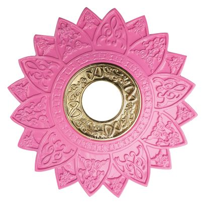 Prato-Infinite-Medio-Neo-V2-Rosa-com-Dourado