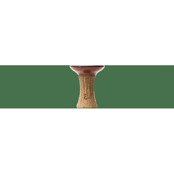 Queimador-Femea-Phunnel-EazyBowl-New-Wood-Marrom