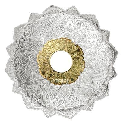 Prato-Malik-Grande-Details-Prata-com-Dourado