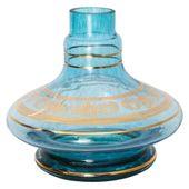 Base-Shisha-Glass-Pequena-Aladim-Arabesco-Azul