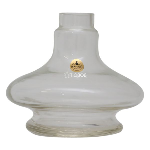 Base-Shisha-Glass-Pequena-Aladim-Transparente