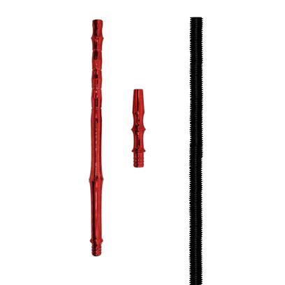 Mangueira-Blackhose-Metal-Vermelho