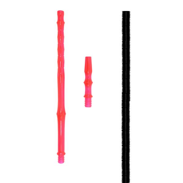Mangueira-Blackhose-Translucida-Rosa-Neon