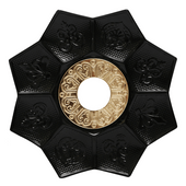 Prato-Joy-Medio-Lotus-Preto-Dourado