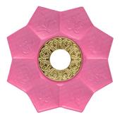 Prato-Joy-Medio-Lotus-Rosa-Dourado