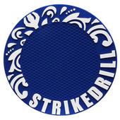 Tapete-Borracha-Stick-Hookah-Strike-Azul-Escuro