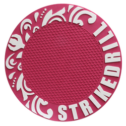Tapete-Borracha-Stick-Hookah-Strike-Rosa-com-Branco