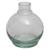Base-de-Vidro-Pequena-Ball-Monte-Verde-Lapidada-Flor