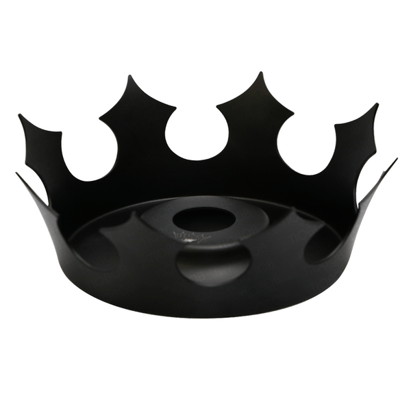 REGAL-CROWN-TRAY-BLACK