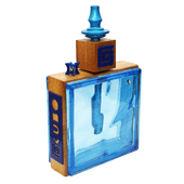Narguile-Kubo-Hookah-Azul