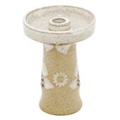Queimador-Femea-Phunnel-Beta-Bowl-Pequeno-Flor-Branco