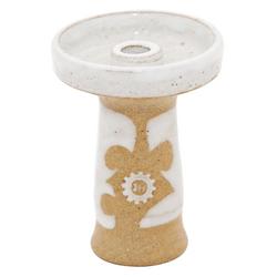 Queimador-Femea-Phunnel-Beta-Bowl-Pequeno-Folha-Branco