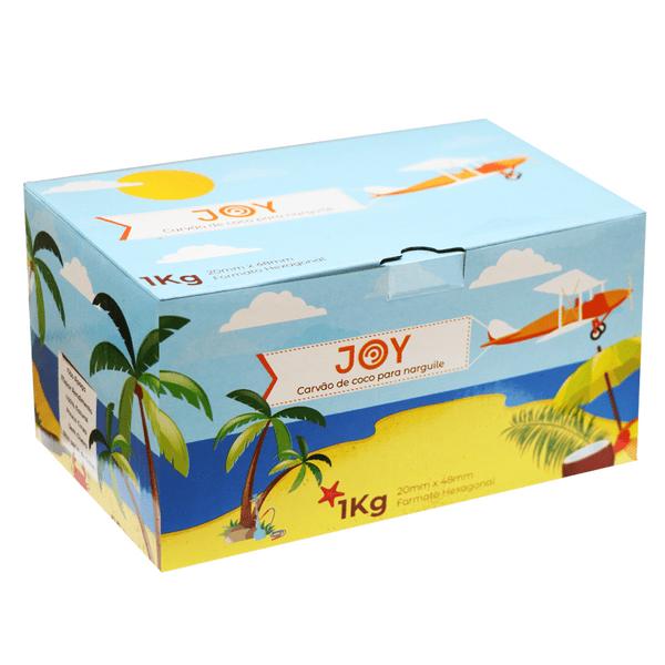 Carvao-Joy-Hexagonal-1kg