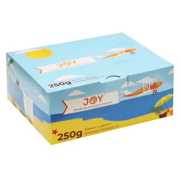 Carvao-Joy-Hexagonal-250g