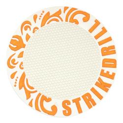 Tapete-Borracha-Stick-Hookah-Strike-Branco-com-Dourado