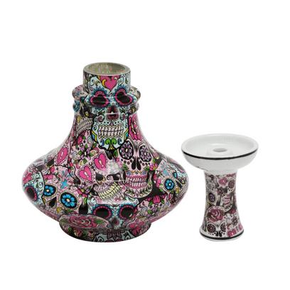 Kit-Hookah-Blend-Caveira-Mexicana-Aladin