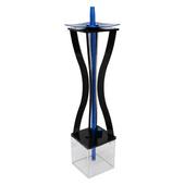 Narguile-Experience-Hourglass-Preto-com-Azul