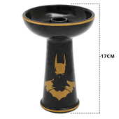 Queimador-Hookah-Blend-Big-Gold-Batman-Preto