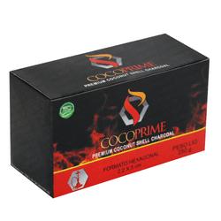 Carvao-CocoPrime-Hexagonal-250g