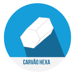 Carvao_Hexagonal