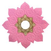 Prato-Joy-Medio-Fire-Rosa-Dourado
