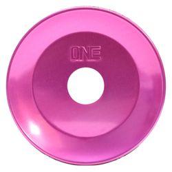 Prato-Hookah-One-Anodex-Pequeno-Rosa