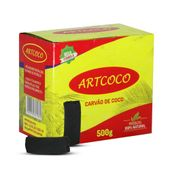 Carvao-Artcoco-Hexagonal-500g