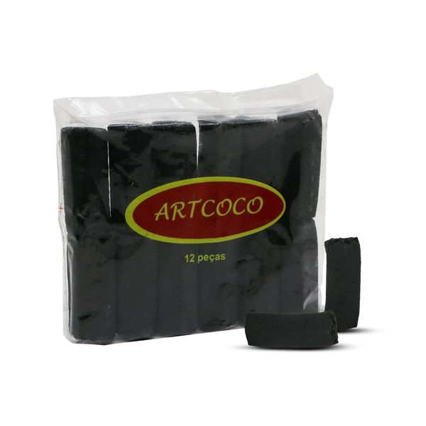 Carvao-Artcoco-Hexagonal-200g