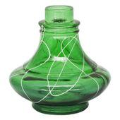 BASE-ART-GLASS-PEQUENA-ALADIN-BRANCO-COM-VERDE