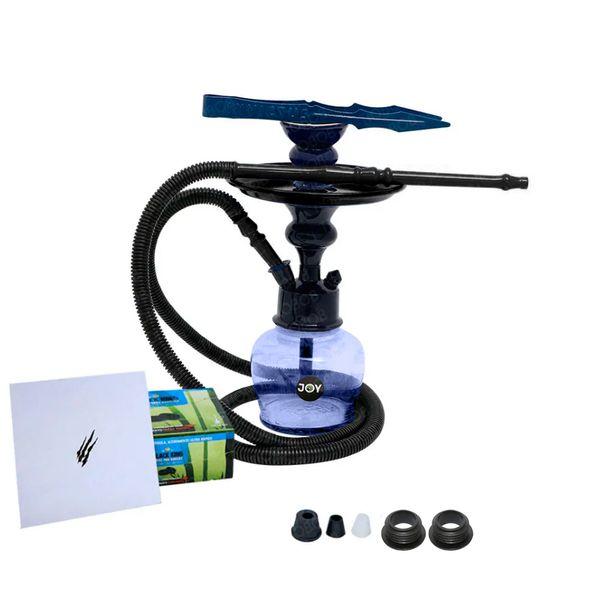 Kit-Narguile-Completo-Philae-Azul