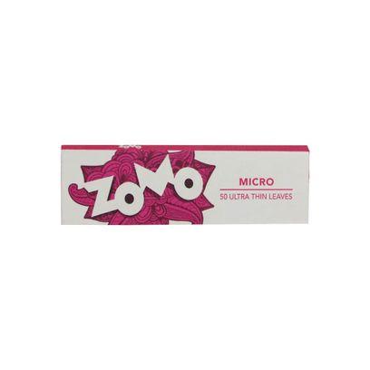 Papel-Zomo-Pequena-Micro-Unidade