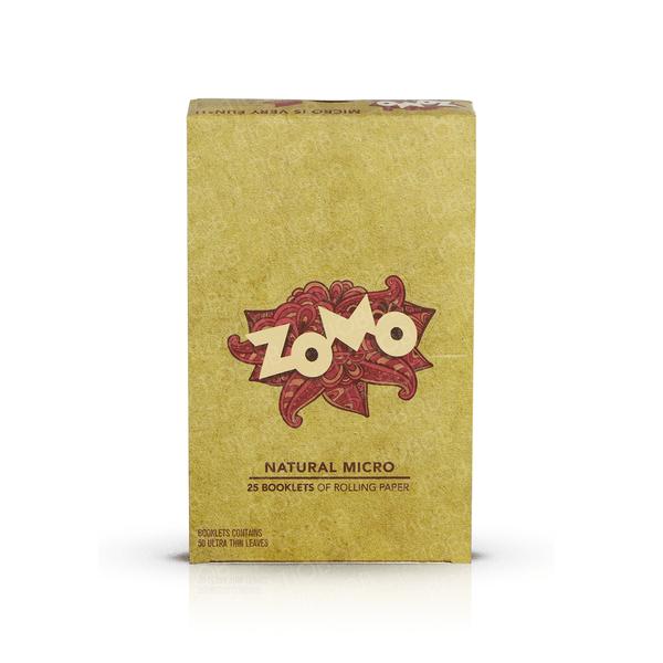 Papel-Zomo-Pequena-Natural-Micro-com-25---Caixa